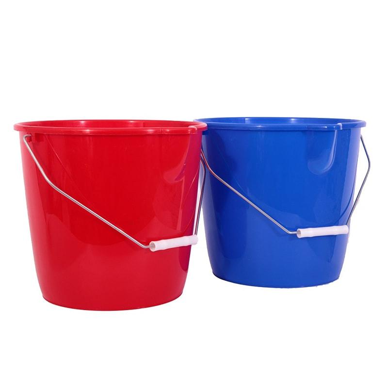 דלי ידית פלסטיק 12