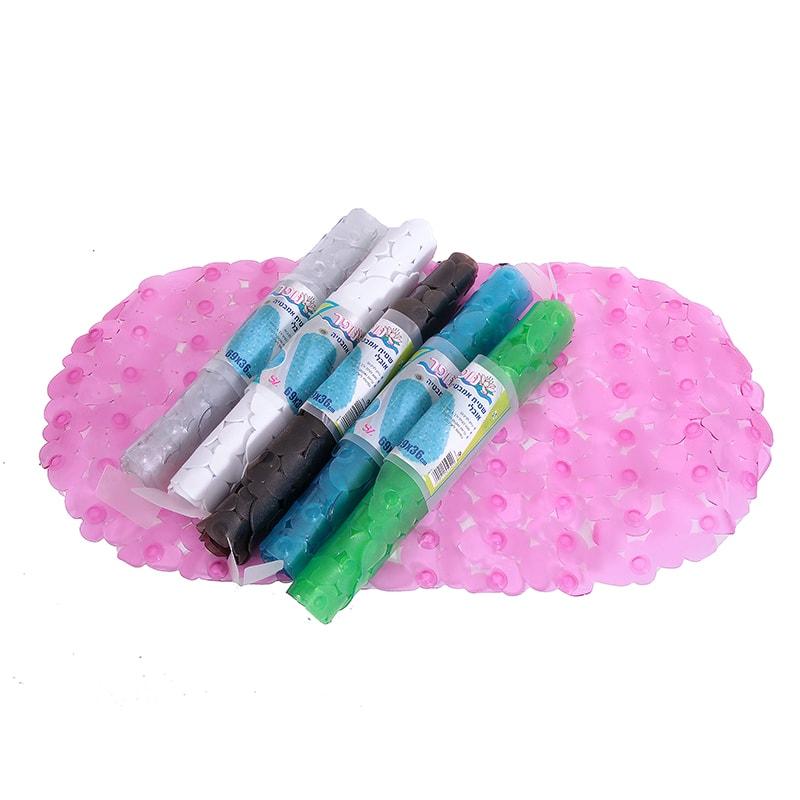 נופר שטיח אמבטיה אובלי