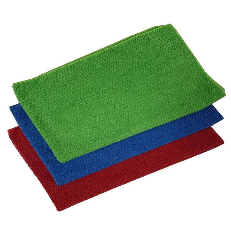 מטליות מיקרופייבר רצפה 50/80 ירוק עבה בתפזורת
